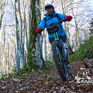 Mountain Scoot – Trottinette Tout Terrain