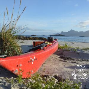 Kayak d'exception