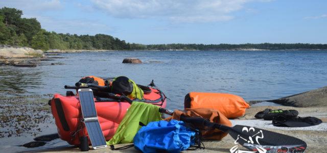 Expédition Archipel de Stockholm Kayak