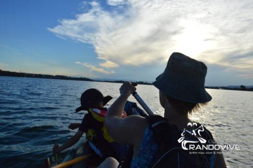Tous les soirs : Découverte du Grand Large en Canoë Kayak