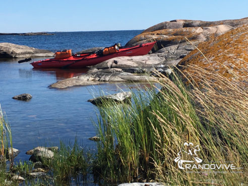 26 aout au 2 sept 2018 – Archipels Göteborg en Kayak de mer